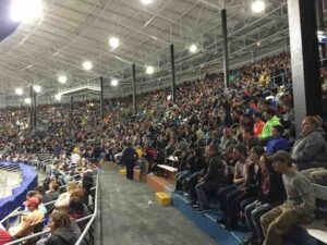 washington state fair grandstand