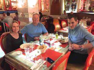 carol-randy-boris-dinner-belgrade-serbia