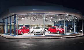 new-car-showroom