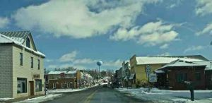 Downtown Montello
