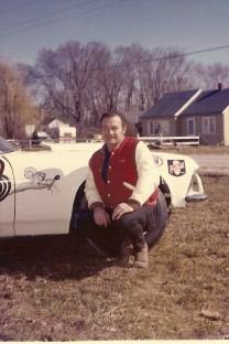 Darrell Dake in Cedar Rapids, Iowa (circa 1975).