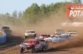 Racing at Crandon