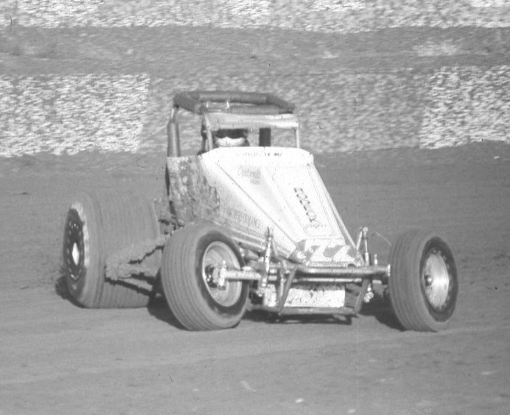 "Eddie Wirth was ""worth"" the price of admission at Ascot Park."