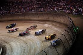 Late models at Eldora
