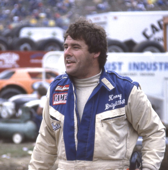 I loved watching Kenny Brightbill race modifieds all over the northeast.