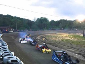 Race-1 kart racing