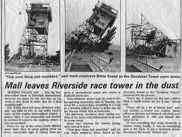 Riverside is no more.