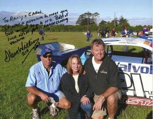 Steve Williams - New Zealand Saloon Car Champion