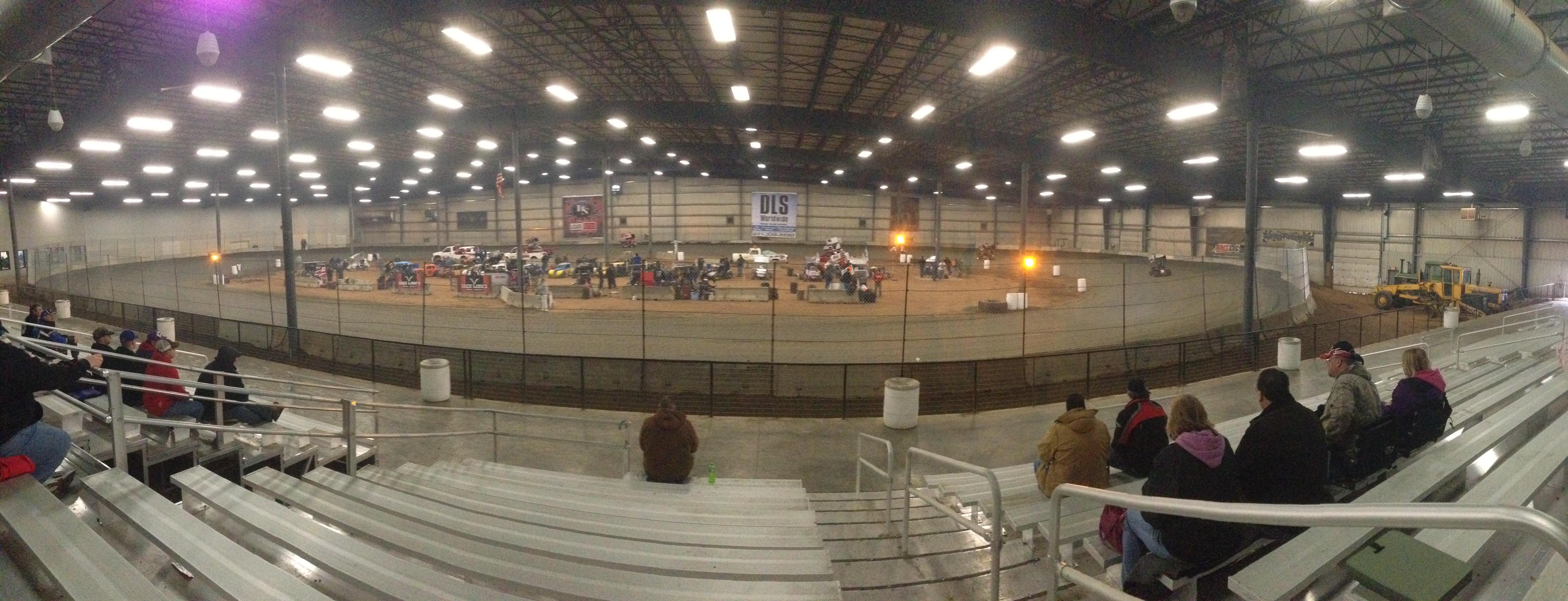 Cedar Lake Arena Speedway
