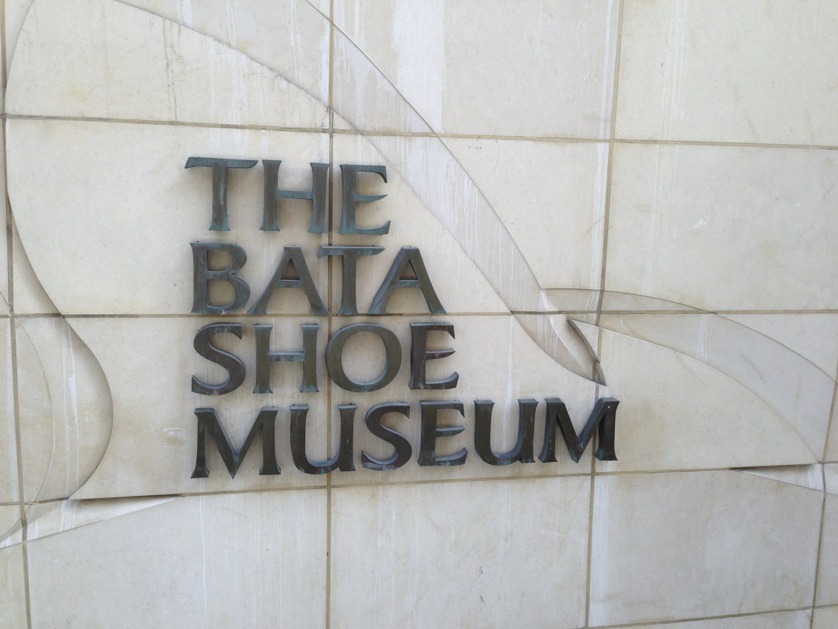 Yes, the Bata Shoe Museum.