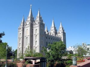 Mormon Tabernacle and church tour