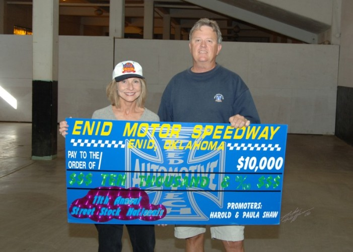 Randy & Carol Lewis - Enid, Oklahoma