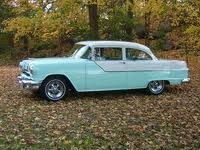 My '55 Pontiac had this color combination but not the fancy wheels.
