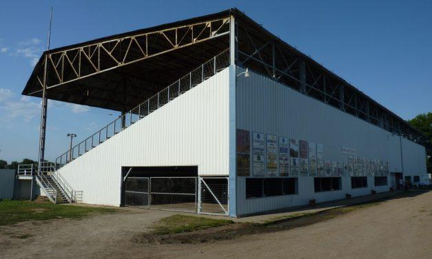 Boone County Fairgrounds – Figure 8