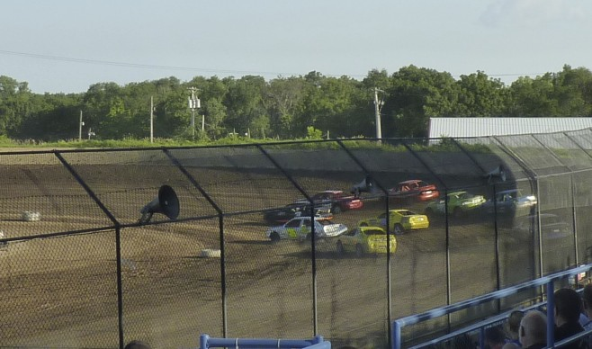 $1,000 to win 4-cylinder feature event.