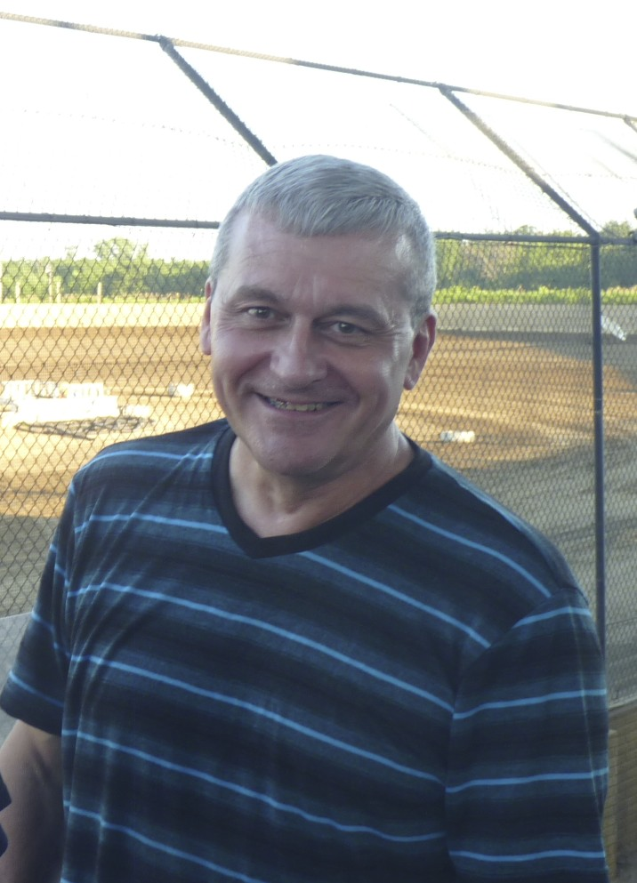 Scott Shults - Quad City Speedway announcer
