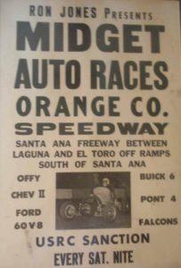 Orange County Speedway aka El Toro Speedway