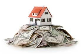 mortgage-house-on-money