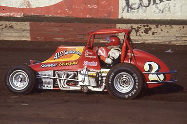 My love of wingless sprint cars began at Ascot Park with drivers like Dean Thompson.