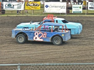 You'll be hard pressed to find better figure 8 racing that what they have in Nebraska.