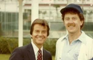 In the early 90s I hung out with Dick Clark whenever I could.