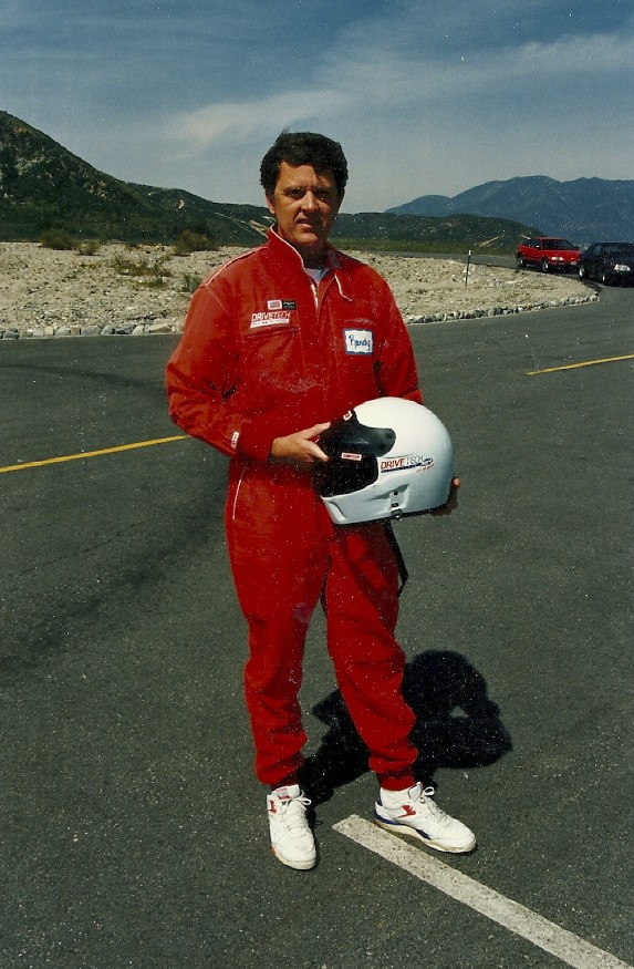 I'm a fan and not a race driver.  However I have attended race car driving schools and driven in about 10 races.