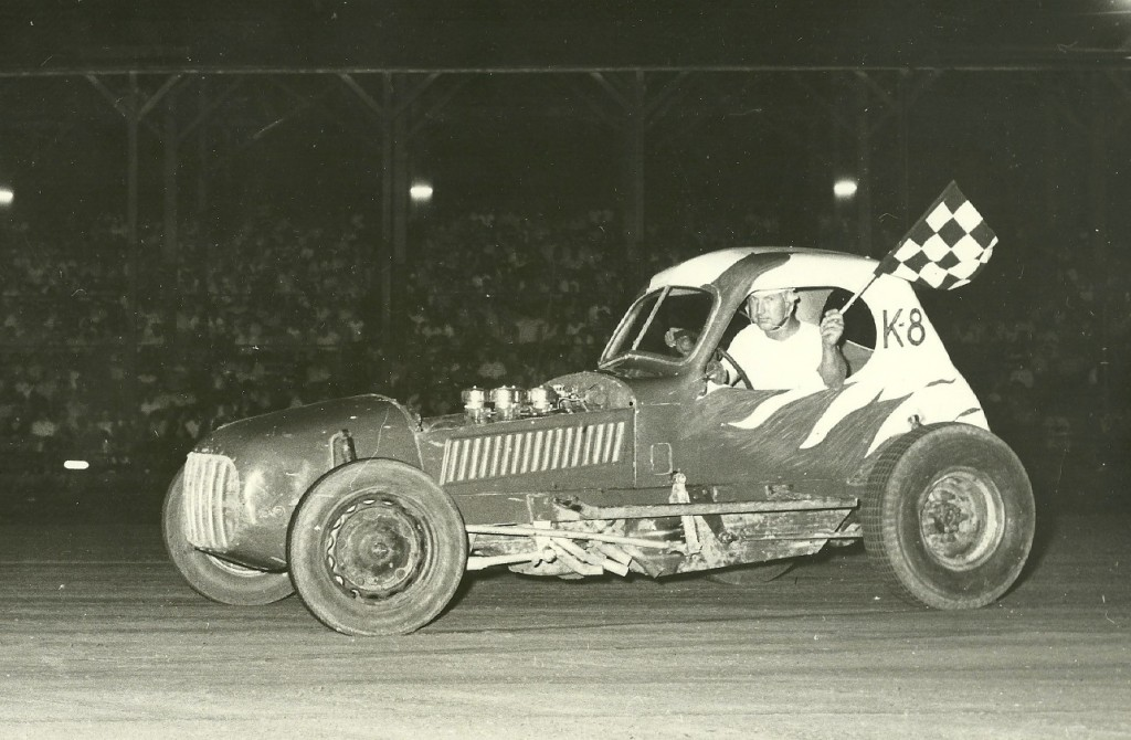 My uncle Ernie Gilkerson raced at Macon back in the 50s and 60s.