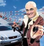 New car salesman