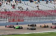 lvms empty grandstand indy cars