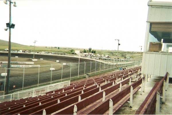Rocky Mountain grandstands
