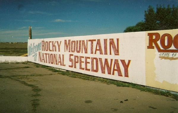 Welcome to Rocky Mountain Speedway