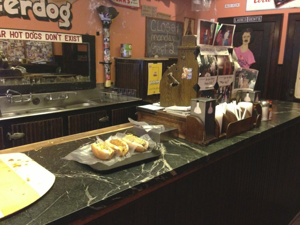 Gourmet Hot Dogs Grand Rapids