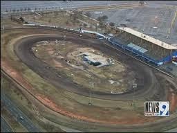 oklahoma state fair speedway aerial