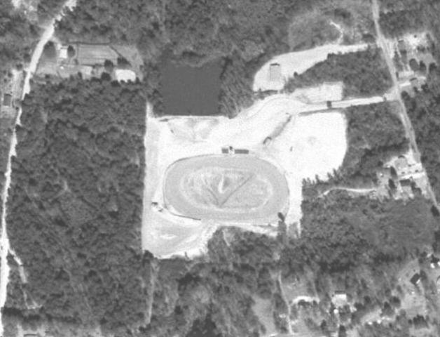 Attala Speedway-2 miles SW
