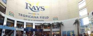 Rays entrance