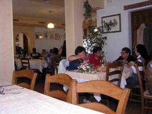 italian restaurant 2009
