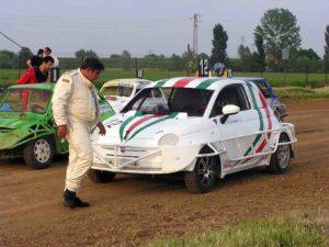italy fiat 500 racer