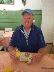 randy italy breakfast