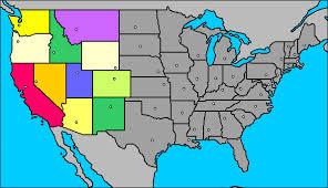 far west map
