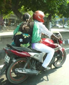 india motorcycle rider