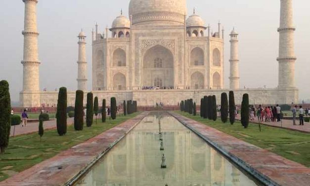 India – Trackchasing Country #66