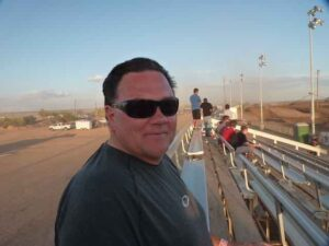 Mark Virt Canyon motocross