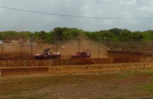 Racing at Kalaeloa