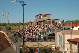AZ raceway grandstands