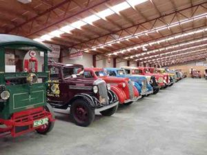 Bill Richardson truck museum