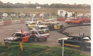 bovingdon raceway racing