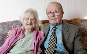 elderly couple 99