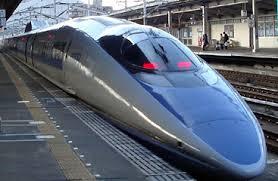 japanese bullet train 499