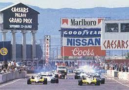 racing caesars palace
