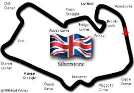 silverstone map